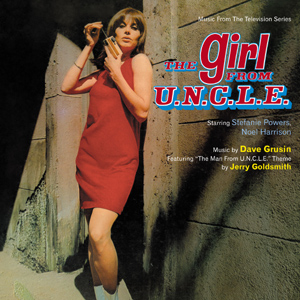 Stefanie Powers April Dancer The Girl From U.N.C.L.E.