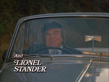 lionel stander death