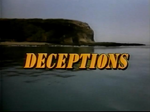 Deceptions Stefanie Powers