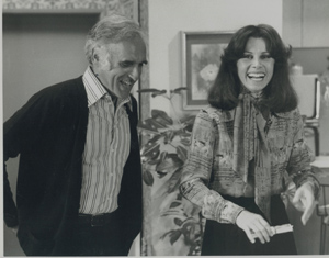 The Feather and Father Gang Harold Gould Stefanie Powers