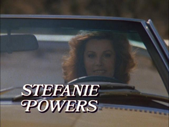 Hart to Hart Stefanie Powers Robert Wagner