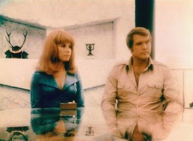 The Six Million Dollar Man Lee Majors Stefanie Powers