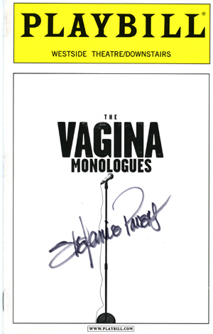 Stefanie Powers The Vagina Monologues